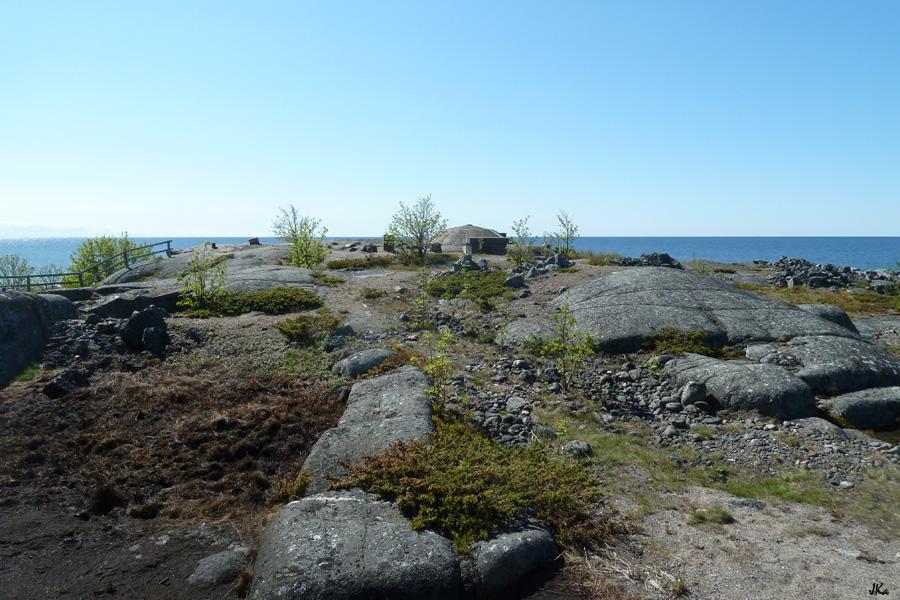 Västra Norrskär, staijauspaikka. Kuva: Jouni Kannonlahti.