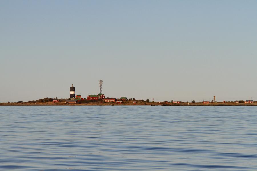 Norrskärin maisemaa veneestä kuvattuna. Kuva: Jouni Kannonlahti