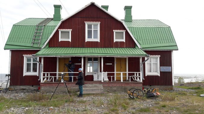 Västra Norrskär 27-5-2016. Kuva: Arto Keskinen